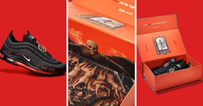 Sapatos de Satanás